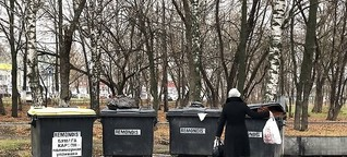 Russlands Probleme mit dem Müll