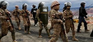 Bolivien: Die Rückkehr der Generäle