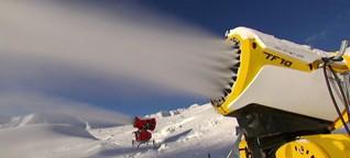 Schneefabrik