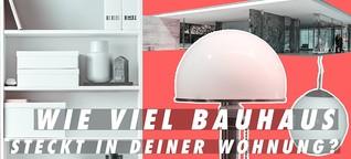 Deutschland feiert 100 Jahre Bauhaus - warum? - watson