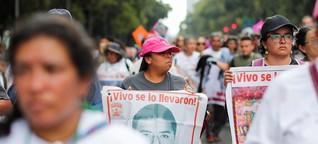 """Iguala: """"Viele Leute sagen, Mexiko sei ein einziges Massengrab"""""""