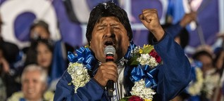 Evo Morales: Die Doppelmoral des Präsidenten
