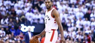 NBA-Finals: Toronto Raptors im Porträt
