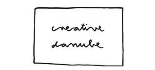"""Kreativer Reiseführer """"Creative Danube"""""""