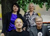 """Konzeption & Moderation """"Lange Nacht des Lesens"""" in Berlin mit Karla Paul (Gäste: Lars Amend und Bibo Loebnau)"""