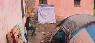 MONITOR | Hilflos, obdachlos, chancenlos: Das Elend der Flüchtlinge in Italien