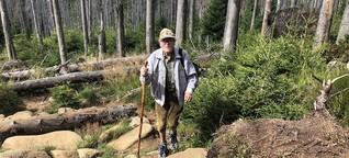 Brocken-Benno: 87-Jähriger wandert jeden Tag auf den Gipfel