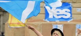 Wieso das Brexit-Chaos eine Chance für Schottland sein kann