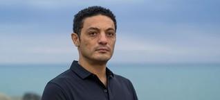 Er ist der Mann, der Abdel Fattah el-Sisi bloßstellte