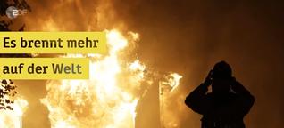 Klimawandel und Waldbrände