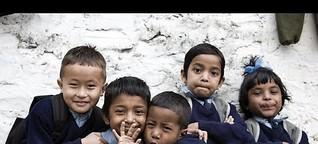 Wenn Freiwilligenarbeit in Nepal es gut meint aber alles noch schlimmer macht