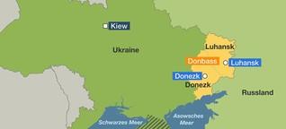 Ukraine-Konflikt: Entstehung