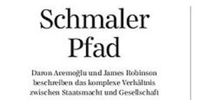 """Das politische Buch - """"Schmaler Pfad"""""""