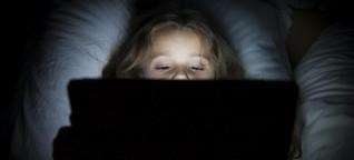 Kinder am Bildschirm: Ach komm, nur die eine Folge noch!