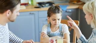 Dauerstreitthema: Wenn Paare sich uneins bei der Kindererziehung sind