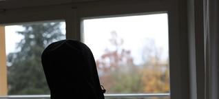 """""""Ich dachte, ich verschwinde einfach"""": Ein junger Mann berichtet von seiner Psychose"""