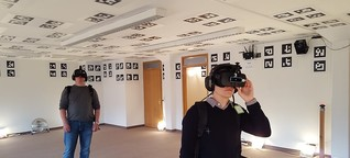 Virtual Reality: Alles so schön echt hier
