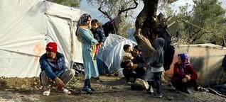 Der vierte Winter auf Lesbos