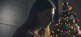 Weihnachtsblues: Macht Einsamkeit krank?