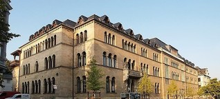 Frühere Notenbank in Weimar verkauft
