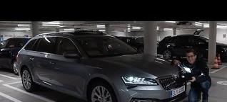 2020 Skoda Superb iV Test / erste Fahrt mit dem neuen Plug-in Hybrid