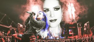 Ein Tag Backstage mit einer weltbekannten Metal-Sängerin, die die Szene verändert