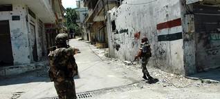 Syriens Armee: vorbereitet auf einen Militärschlag? | DW | 01.09.2013