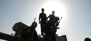 Angst vor Entführungen in Syrien bleibt | DW | 06.07.2013
