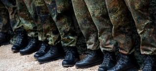 Bundeswehrsoldat unter Terrorverdacht | DW | 27.04.2017