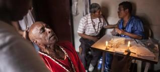 Venezuela: Heilen mit Hexern | DW | 28.12.2017