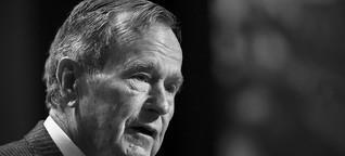 George H. W. Bush: Präsident in Umbruchzeiten | DW | 01.12.2018