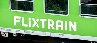Flixtrain kritisiert Klimapaket - Neue Züge mit mehr Stopps in Hessen