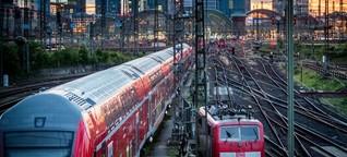 Geduldsprobe beendet: Bahnverkehr läuft wieder normal