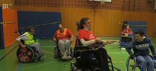Ein Würzburger engagiert sich - trotz eigener Behinderung