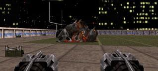 Der Klassiker: Duke Nukem 3D