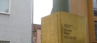 Der Augsburger Weg der Erinnerung
