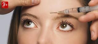 Schönheits-OP fürs Selfie: Warum sich immer mehr junge Leute Botox spritzen