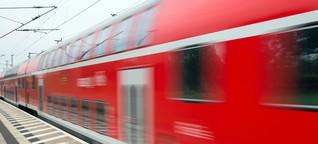 Schienenersatzverkehr: Pendlerstress auf der RE1-Strecke - zu wenig Busse