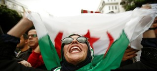 Algeriens stille Revolution