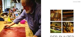 Porträt: Mario Marquardt. Der Punzer