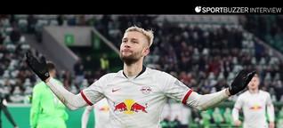 """RB Leipzigs Konrad Laimer: """"Unsere Baustellen fangen bei der Torausbeute an"""""""