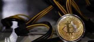 Jetzt geht es Bitcoin & Co an den Kragen