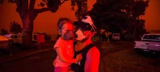 Waldbrände in Australien: Die Lungen voller Rauch