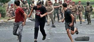 Proteste im Irak: Kampf gegen ein zähes System