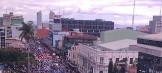 Streikrecht in Costa Rica soll eingeschränkt werden