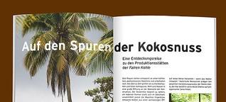 Auf den Spuren der Kokosnuss