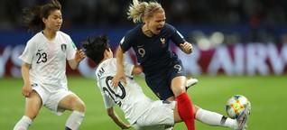 Sexismus im Fußball: Wir nerven nicht, wir wollen nur spielen
