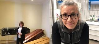 Bestatterinnen: Warum sich diese Frauen für Jobs mit dem Tod entschieden haben