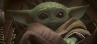Baby Yoda attackiert Netflix