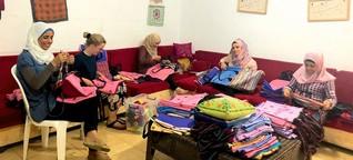 Libanon: Start-up im Flüchtlingslager